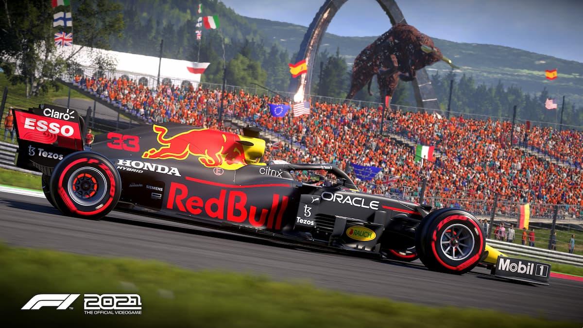Comment sauvegarder dans F1 2021