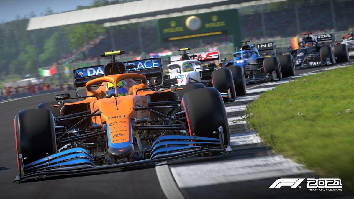 F1 2021 : Guide pour les débutants - Comment accélérer et freiner, les virages, les astuces, etc.