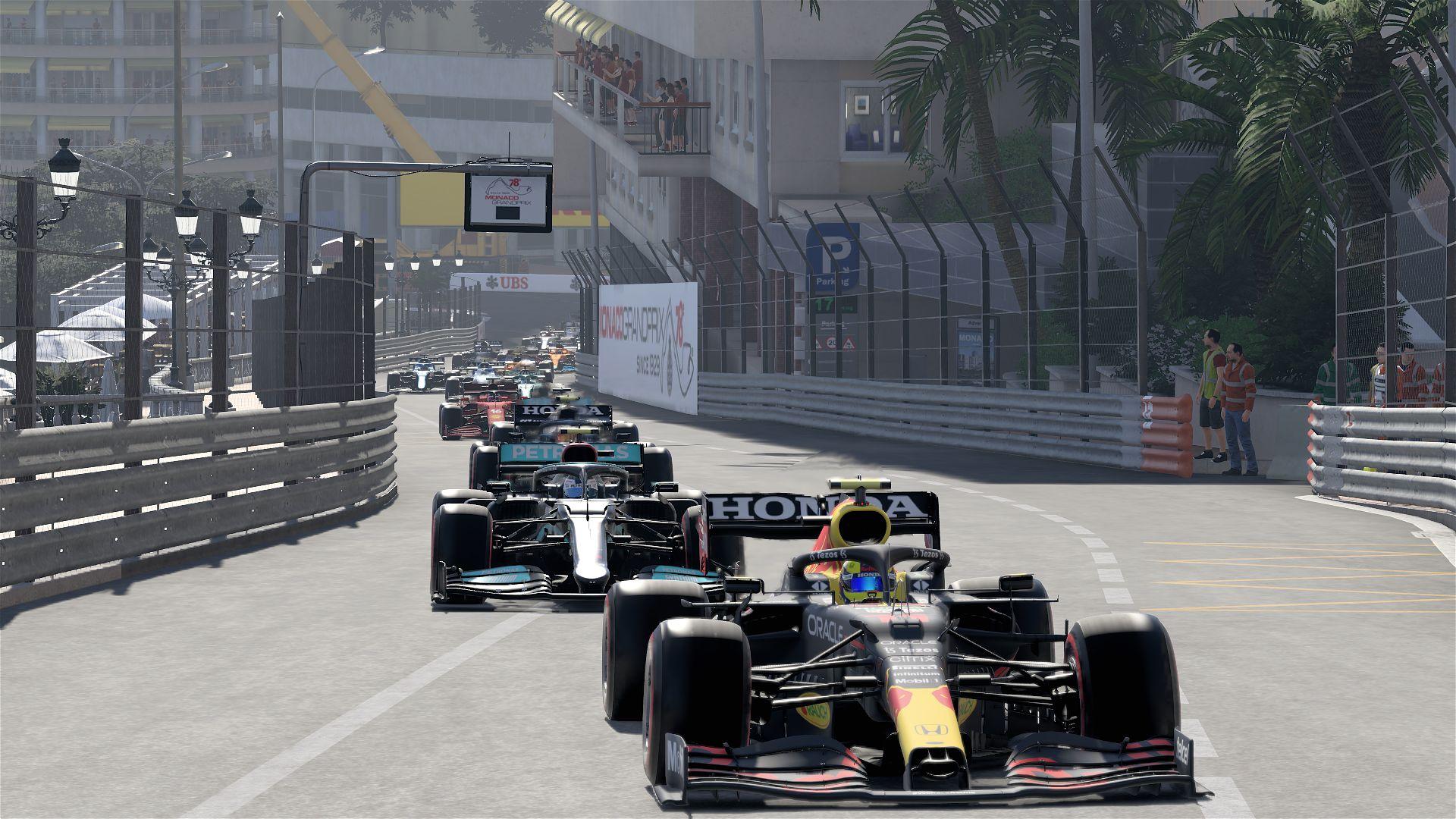 F1 2021 : Test & Avis