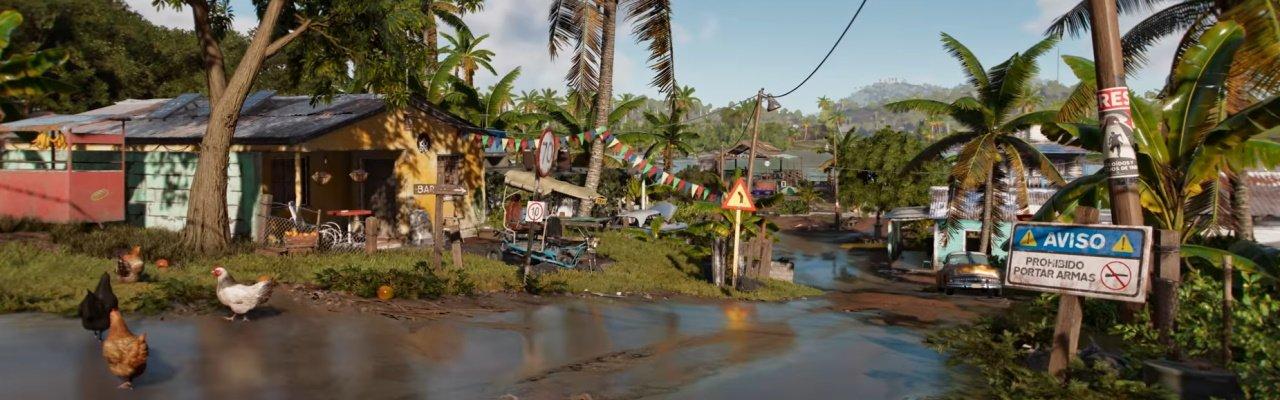 Far Cry 6 setting island yara