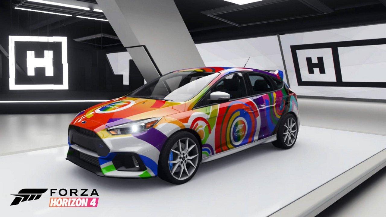 Forza pride 2021 microsoft