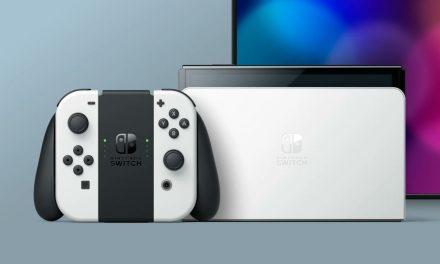 Ventilation des différences OLED de la Nintendo Switch