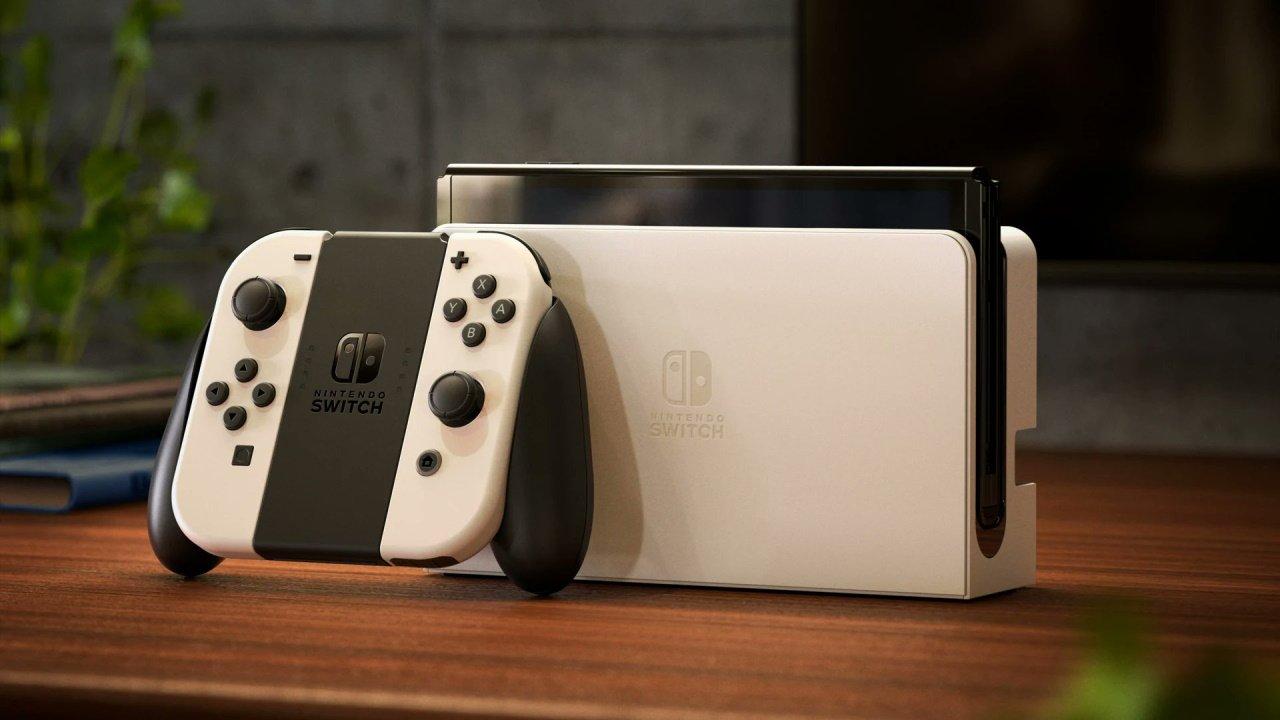 Nintendo Switch OLED differences base model