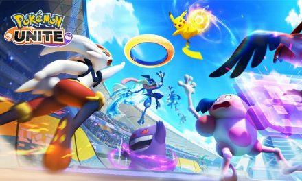 Pokemon Unite sera lancé sur Switch le mois prochain et sur mobile à l'automne.