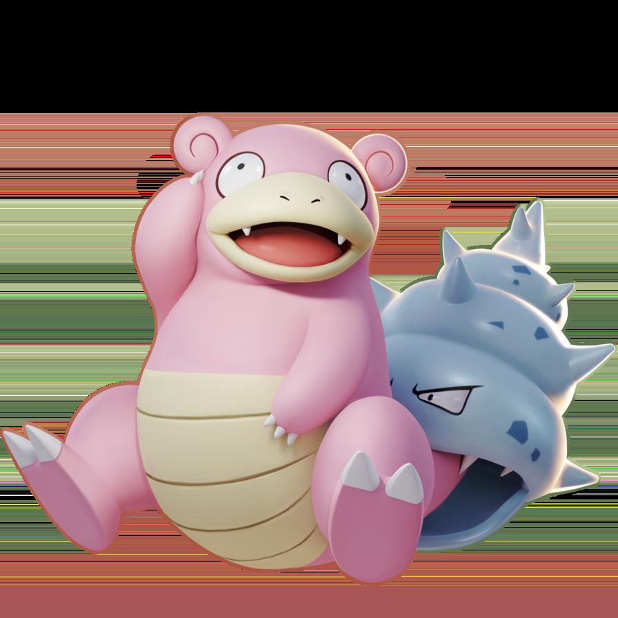 Pokémon Unite : Slowbro - Meilleurs builds