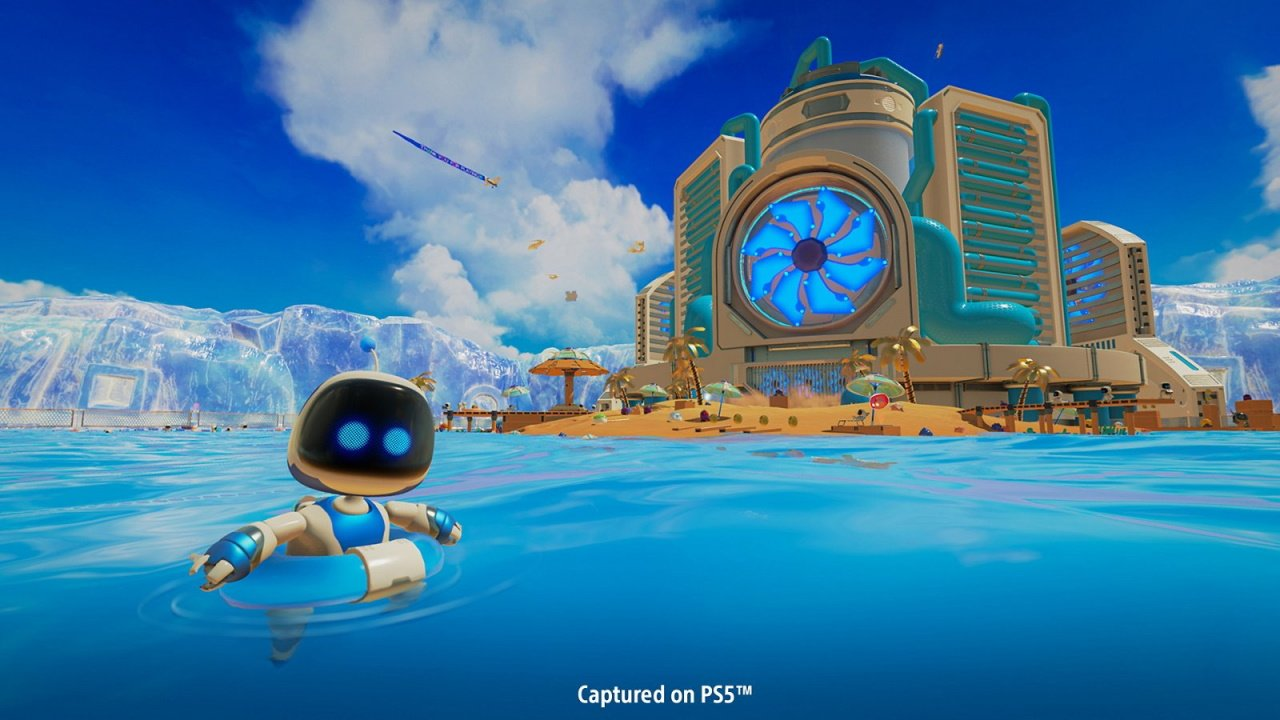 PS5 exclusives astro's playroom