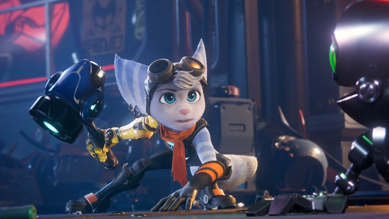 PS5 exclusives list ratchet and clank rift apart