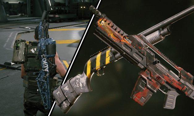 Aliens : Fireteam Elite, le système de décalcomanie des armes est plutôt cool.