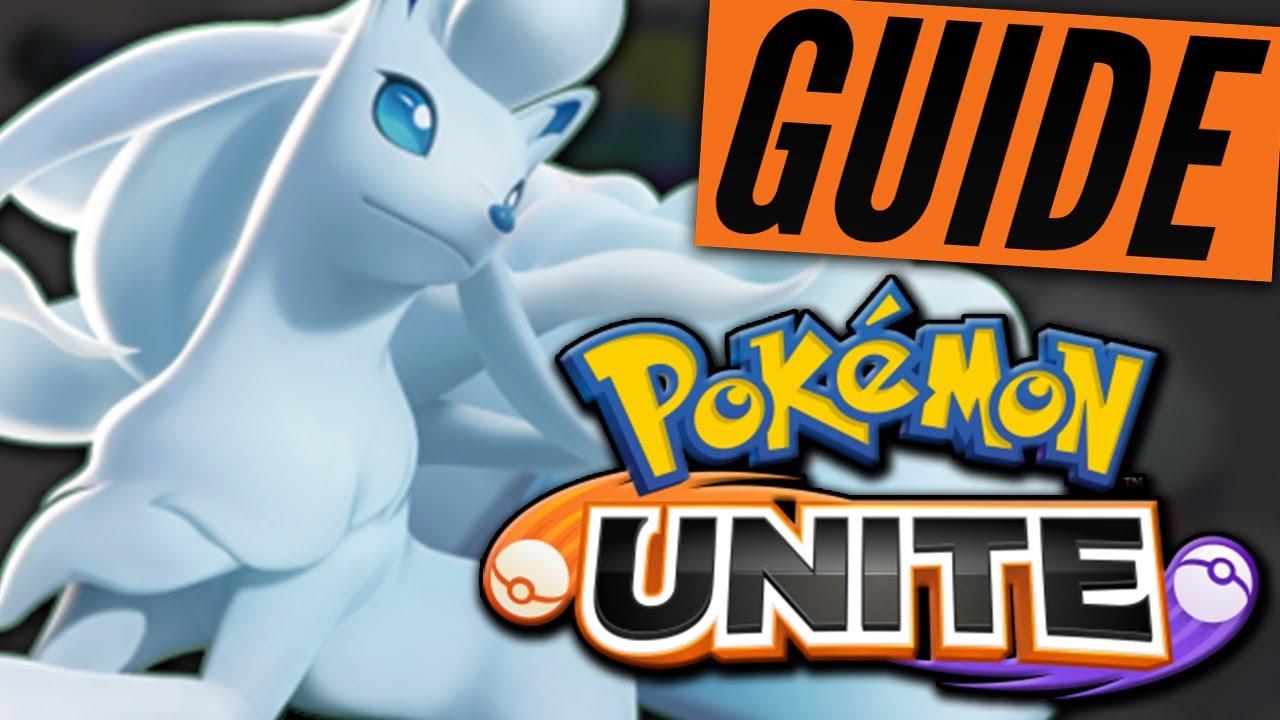 Alolan Ninetales : Meilleurs builds sur Pokemon Unite