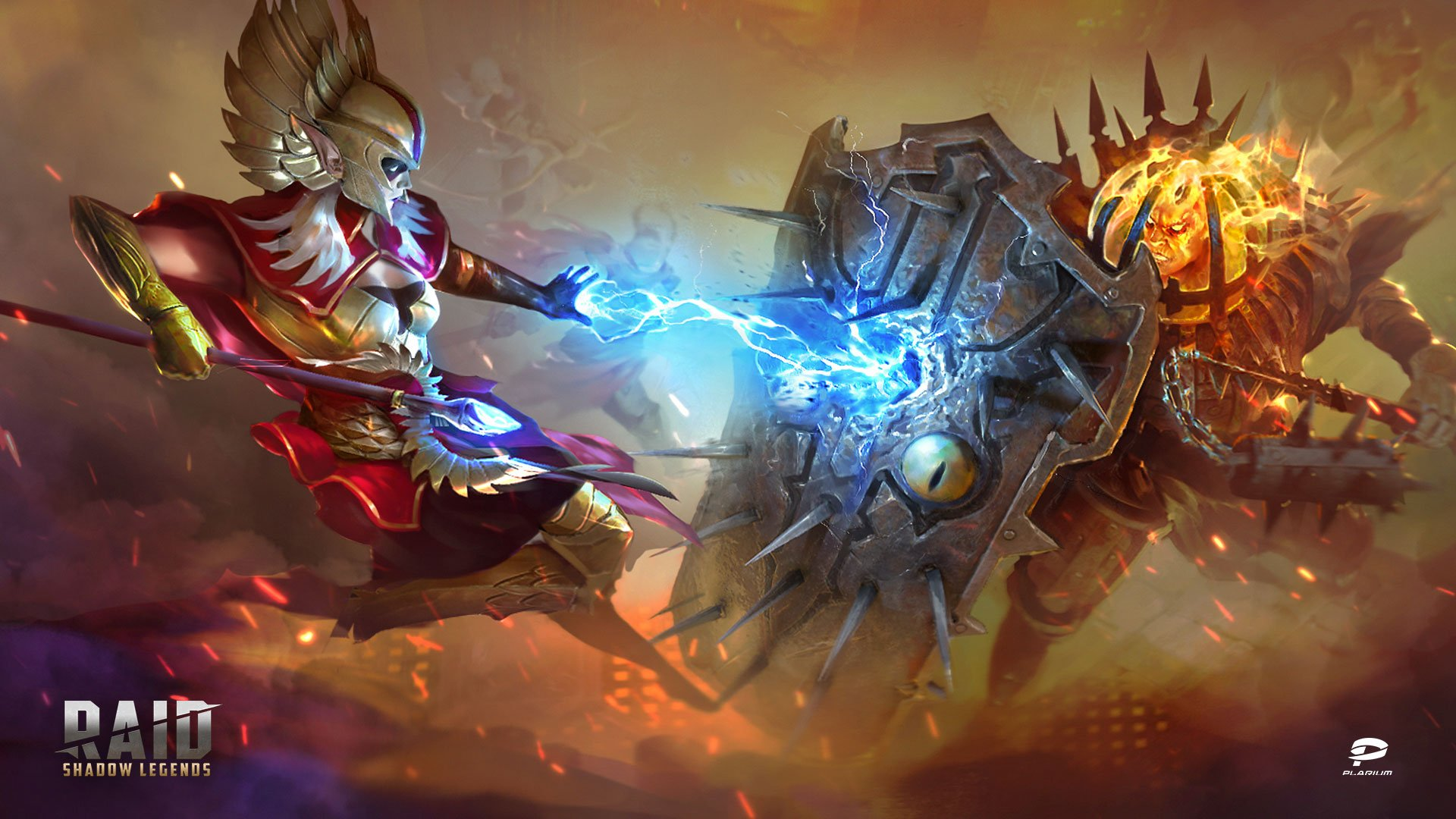 Comment les dommages des champions de Raid Shadow Legends sont évalués ?