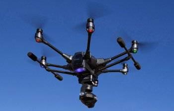 Drones pour l'arpentage et l'inspection