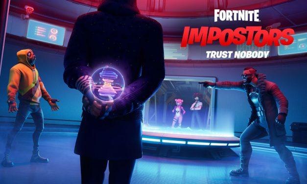 Le mode Impostor de Fortnite a l'air plutôt dangereux.