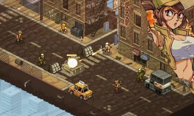 Metal Slug Tactics a volé l'Indie World Showcase de Nintendo !
