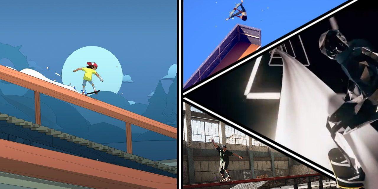 Des jeux de skateboard radicaux pour faire des flips de folie.