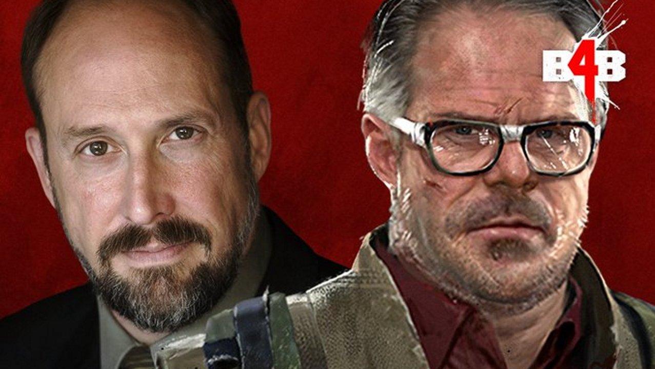 Back 4 Blood hoffman voice actor - cast