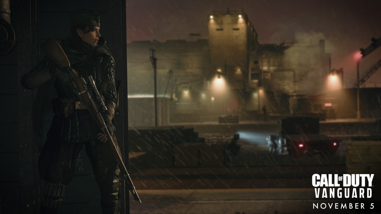 Call of Duty Vanguard crossplay and cross progression