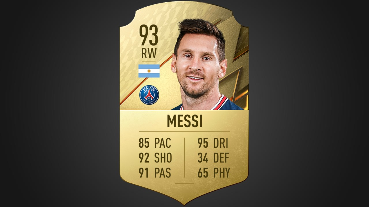 Classement FIFA 22 : les 22 meilleurs joueurs, dont Messi et Ronaldo