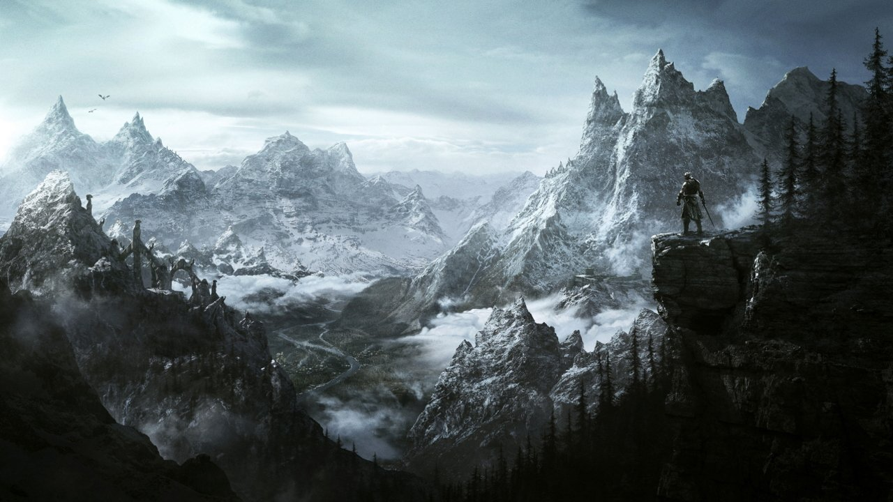 Every skyrim edition from the last decade