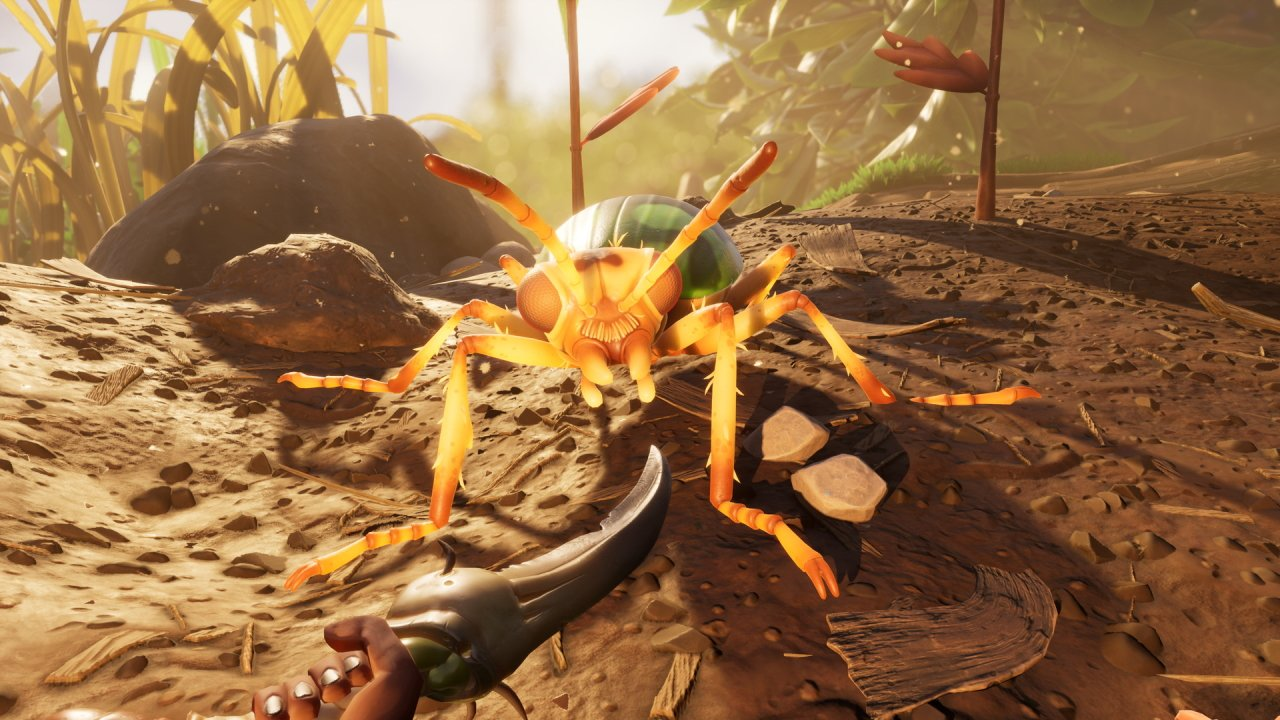 Games like Rust Grounded
