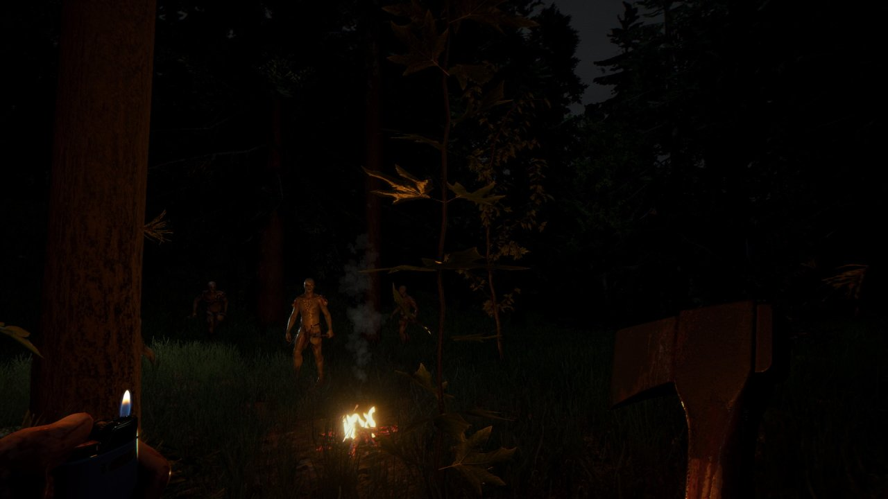 Games similar to rust the forest