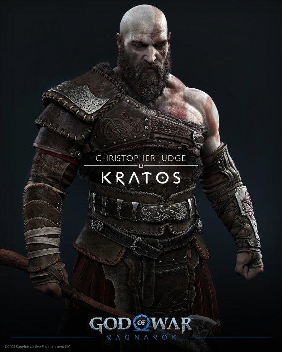 God of war cast characters kratos voice actor