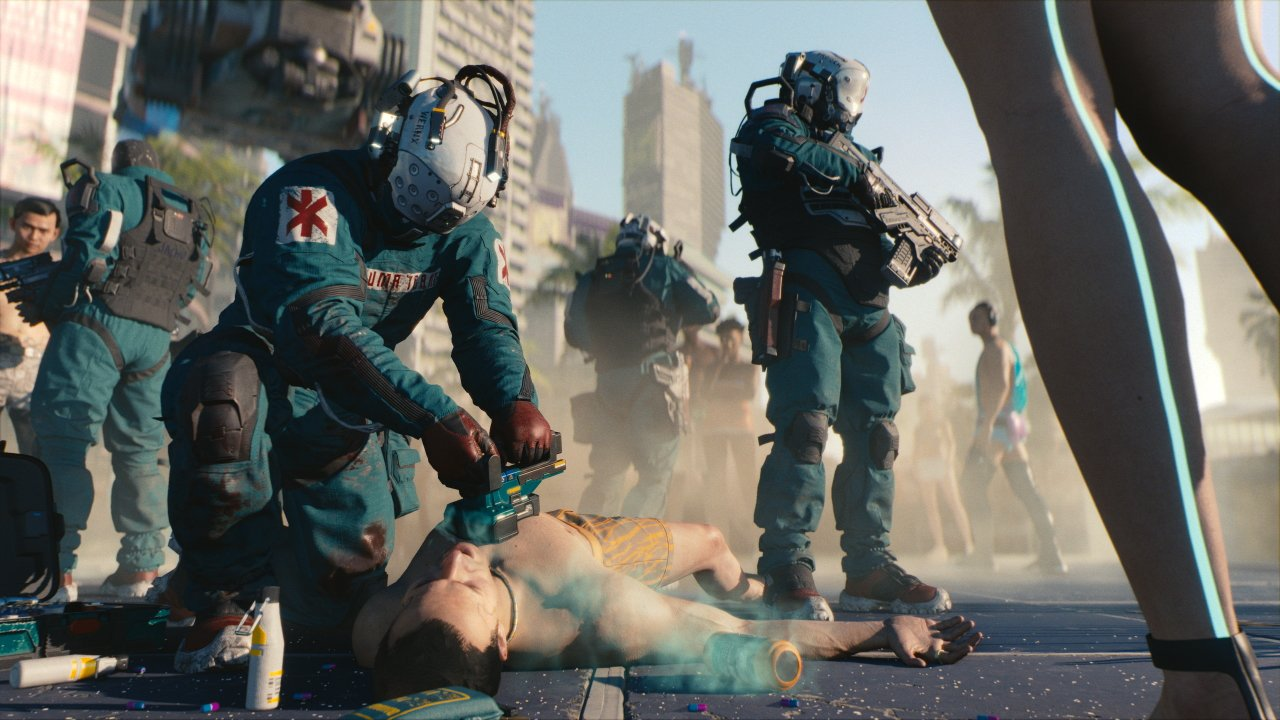 Most anticipated games 2021 cyberpunk 2077 next gen upgrade