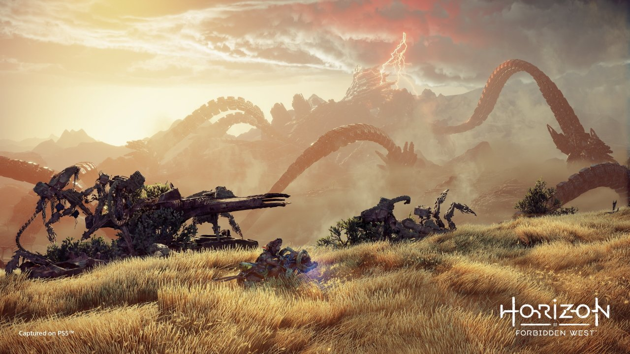 horizon forbidden west most anticipated games 2021