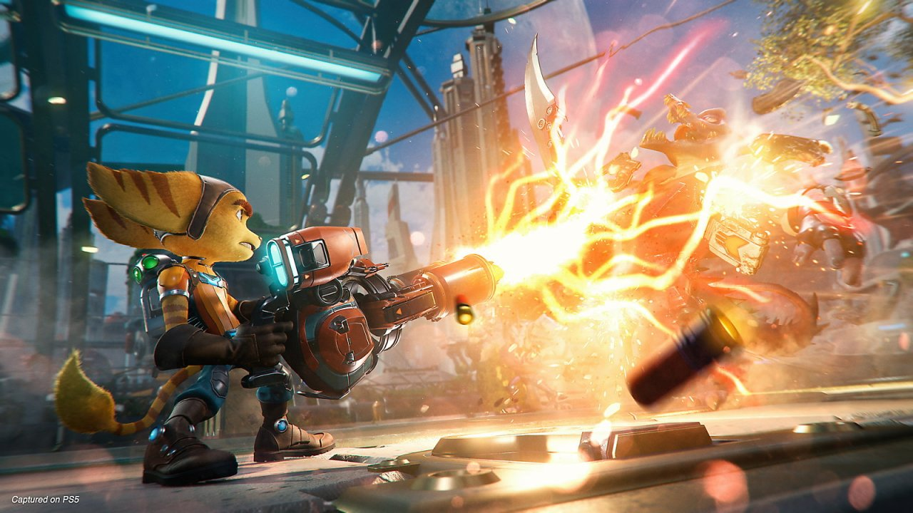 most anticipated 2021 video games ratchet and clank