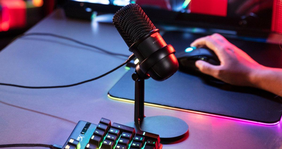 The HyperX Solocast