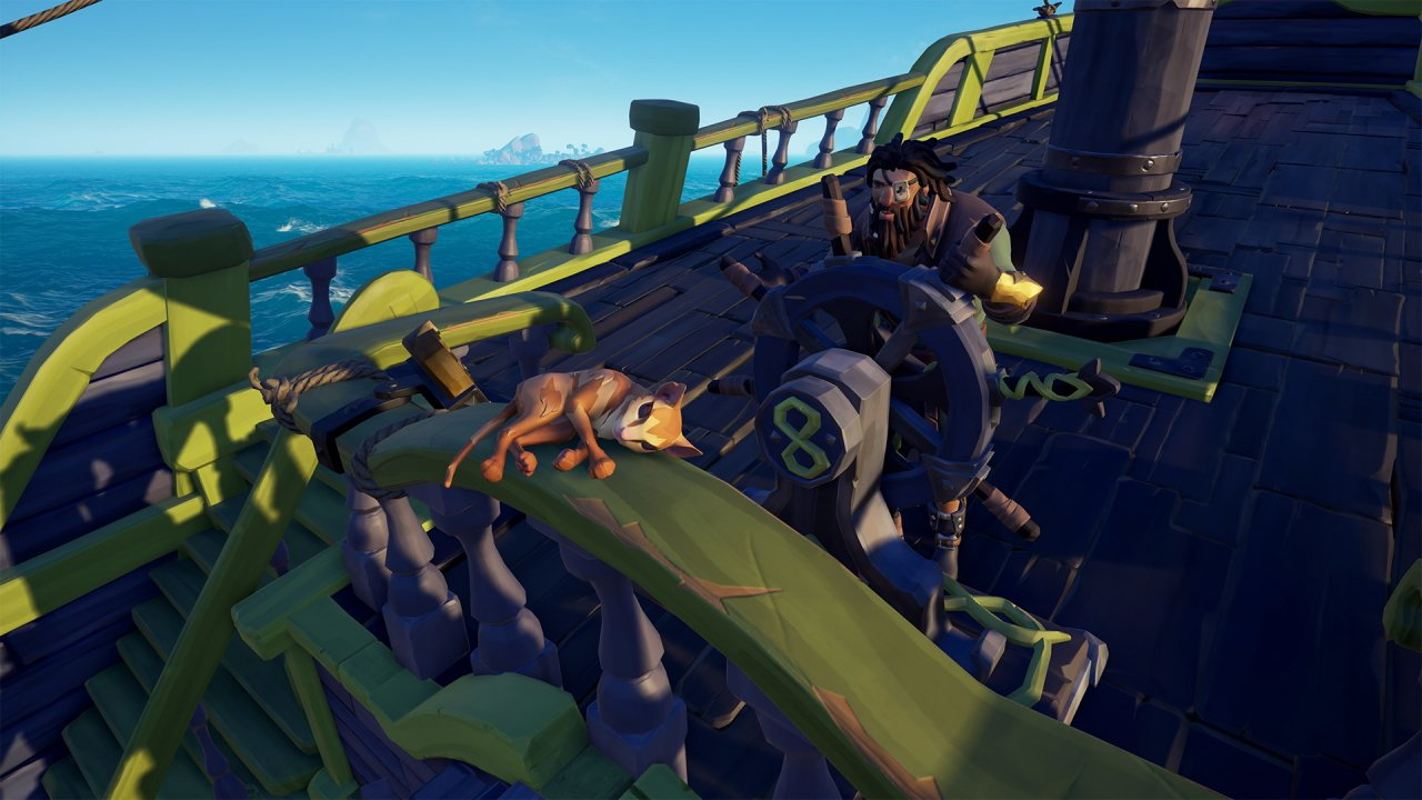 The best video game sea shanties sea of thieves