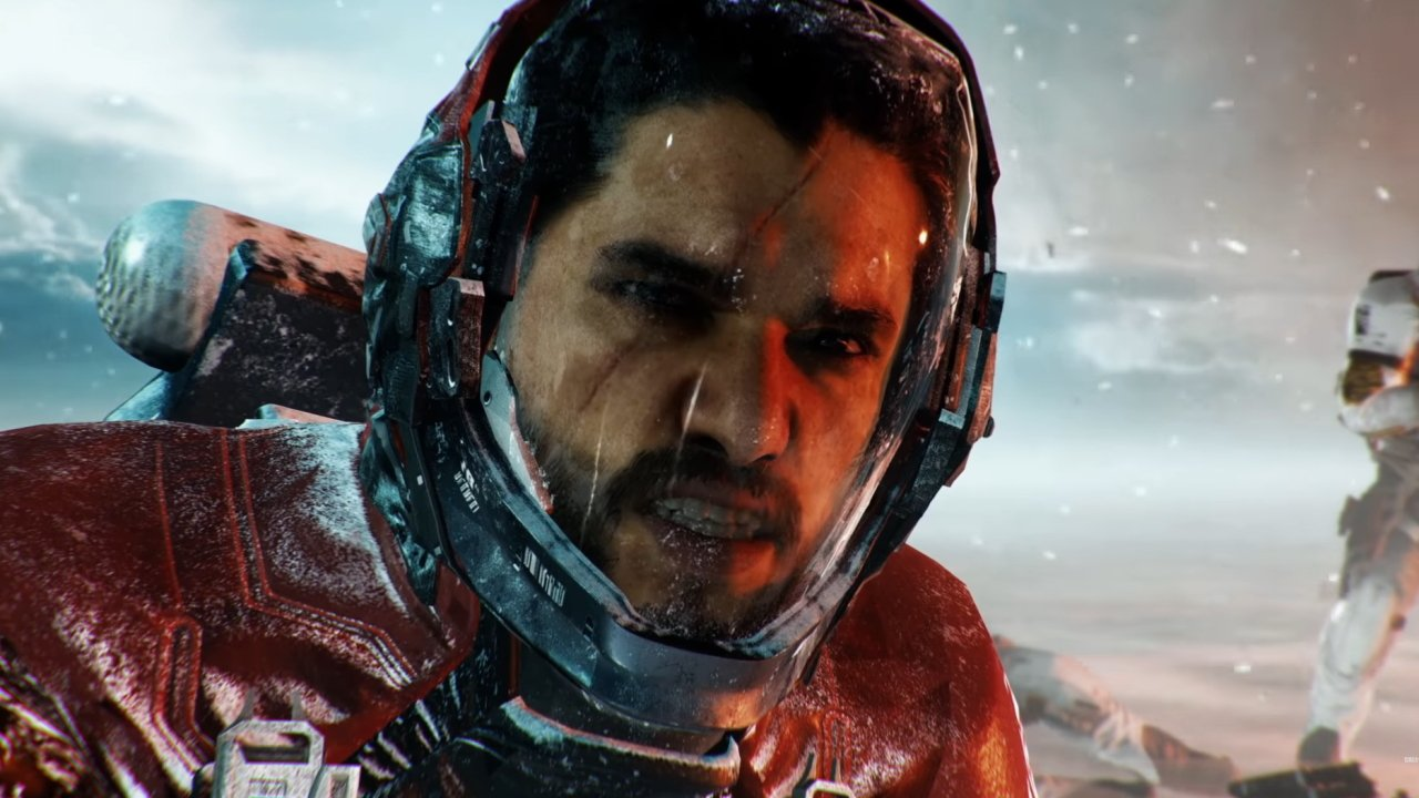 video games similar to the expanse cod infinite warfare