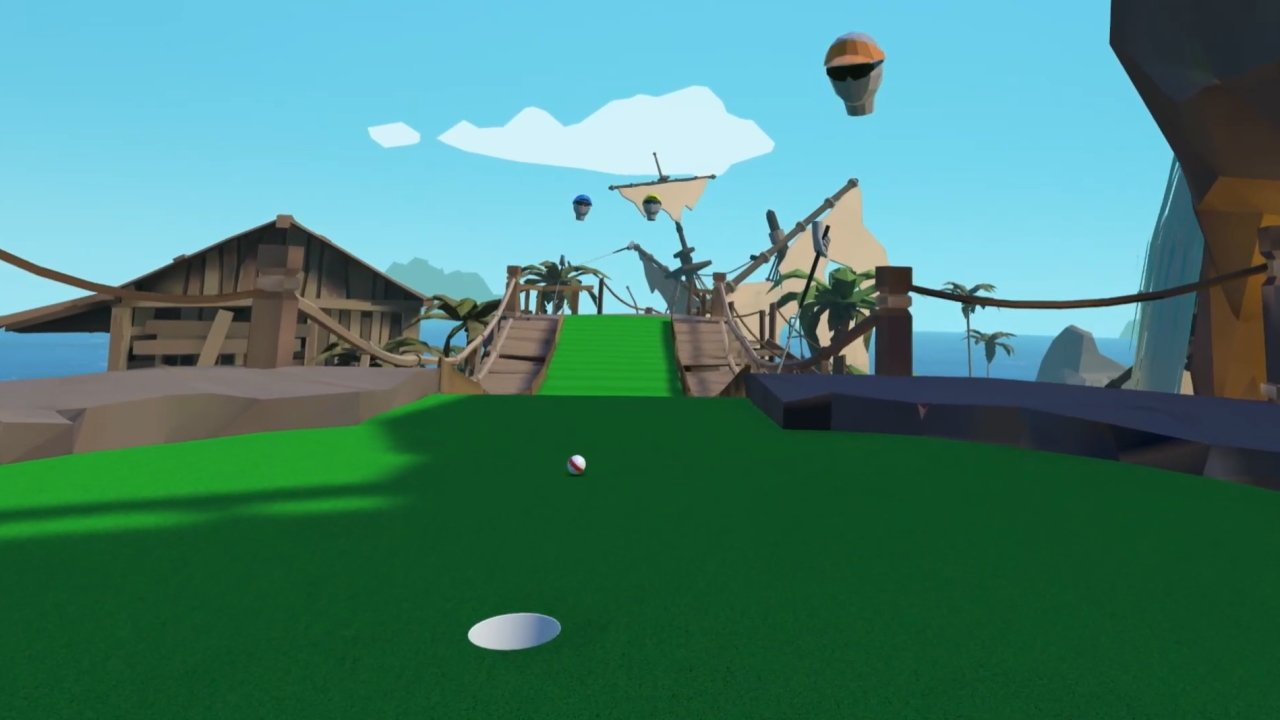 Walkabout minigolf review multiplayer